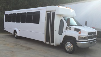 Charlotte Party Bus