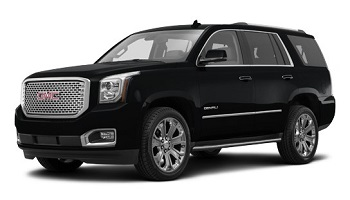limo car service by gmc yukon denali