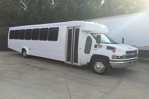 Charlotte NC Party Bus